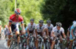 Cyclisme proche du chaletRandonnées depuis le chalet les Cerises