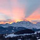 Privé Spa chalet Sauna Mont-Blanc