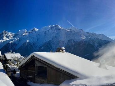 Ontdek het erfgoed van het dorp Cordon, het balkon van de Mont Blanc