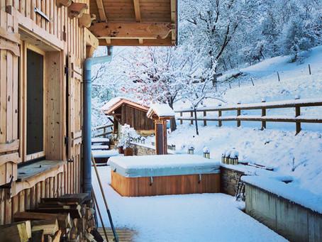 Louer un chalet avec jacuzzi pour un Nouvel An à la montagne?