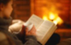 Cheminée, feu de bois, confort luxe Megève Cordon location de vacances Chalet les Cerises