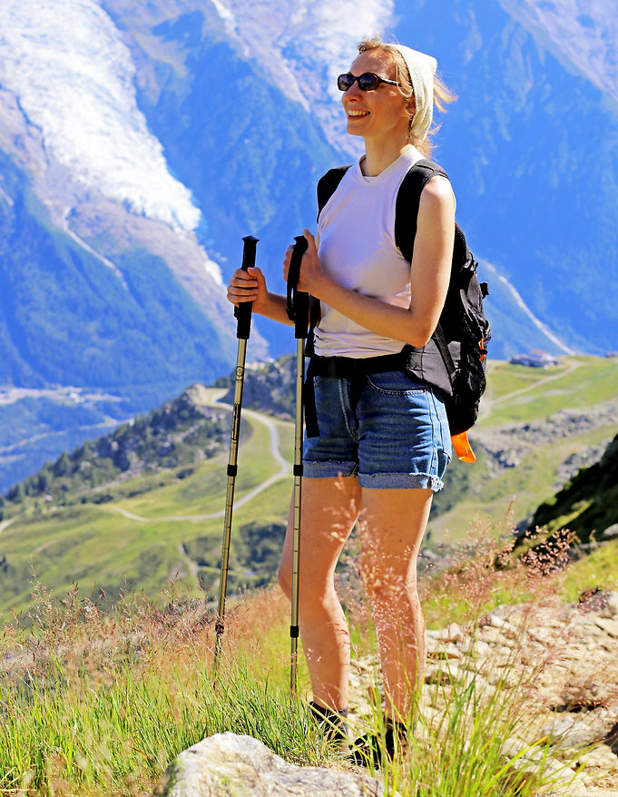 Randonnées depuis votre location de vacances au chalet les Cerises, Cordon Haute-Savoie