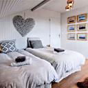 Huizenruil Haute-Savoie Grijze Kamer