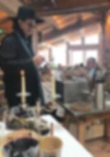 Marc Veyrat Flocons de sel Père Bise Yoann Conte location de vacances chalet les Cerises