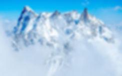 "Flying at Chalet ""Les Cerises"" French Alps, Haute-Savoie, Mont-Blanc"