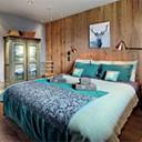 Huizenruil Haute-Savoie Groene Kamer