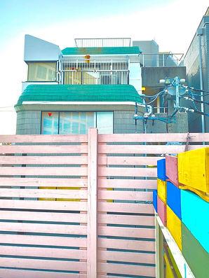 渋谷恵比寿代官山撮影屋上レンタルスペーススタジオスポットかいじゅうのひろば15.