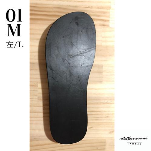 "size M / 01〉satanama sandal ""MOON"""