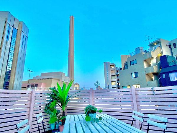 渋谷恵比寿代官山撮影屋上レンタルスペーススタジオスポットかいじゅうのひろば18.