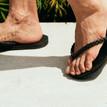 """ユーズドヨガマットのアップサイクルプロジェクト """"satanama sandal"""" 2021 オーダーサンダルSUN第二弾募集スタート! 一般販売分 MOONも好評発売中!"""