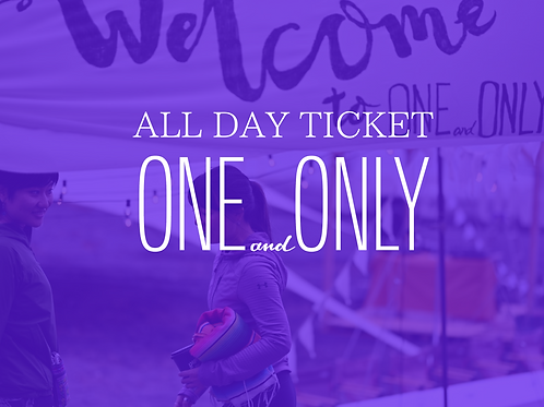 ALL DAY Ticket (YOGA&MUSIC)