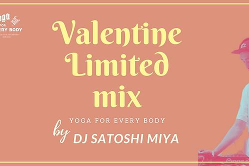 Valentine limited mix
