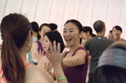 THE D'OM by lululemon- Yoga fest 201