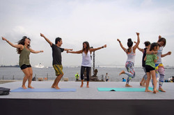 YOGA DANCE PARTY with GLORIA LATHAM