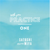 "DJ Satoshi Miya 1st mix CDリリース!! ""with your PRACTICE"""