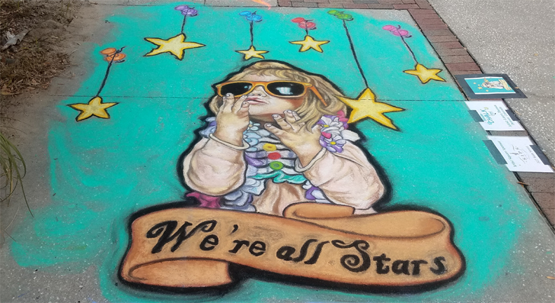 Bloom N Chalkfest 2019, Safety Harbor, F