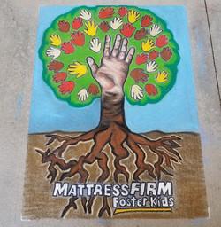 Mattress Firm Foster Kids Fundraiser 9/2