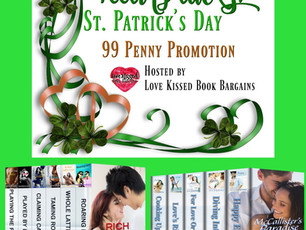 Feeling Lucky? Tons of Romance - 99 pennies!