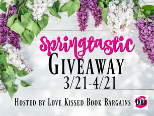 Huge Giveaways & Great Romances!