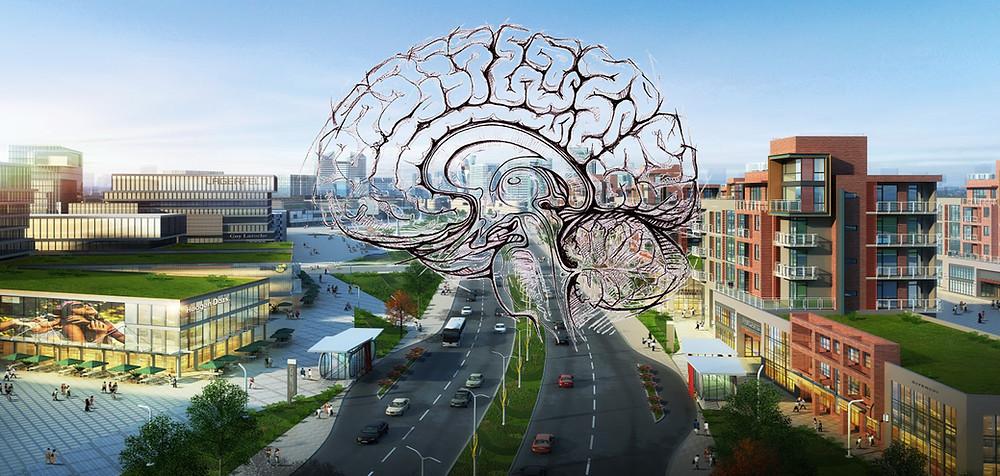 NeuroAU neurourbanism neuroarchitecture