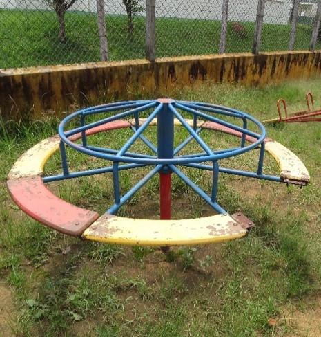 Playground do Condomínio em Sorocaba, São Paulo