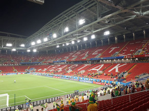 NeuroArchitecture in the World Cup: Stadiums Identity
