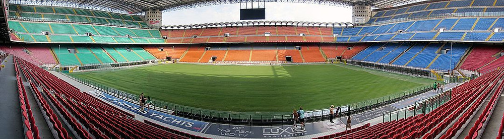 Estádio San Siro, Milão