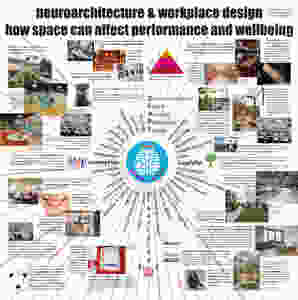 Poster ANFA - Neuroscience for Architecture Academy - by Andréa de Paiva