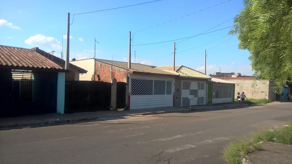 Loteamento de casas do Minha Casa, Minha Vida depois da ocupação - Itu, São Paulo