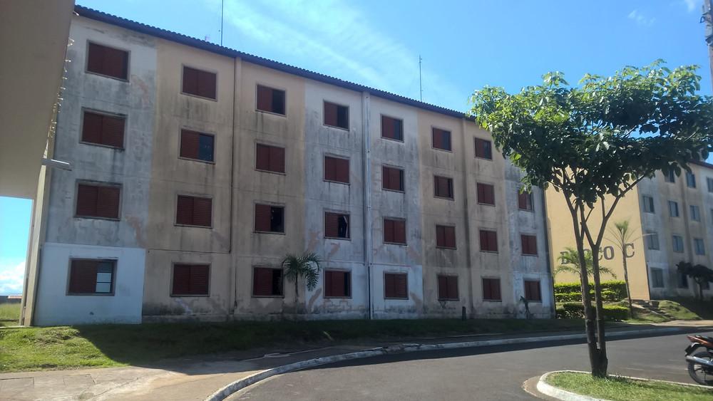 Public Housing Complex in Batatais, São Paulo