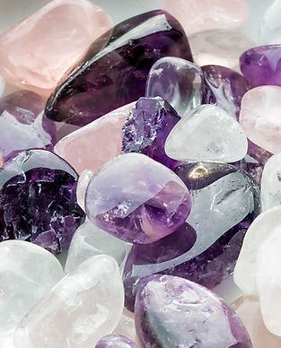 Polierte Steine