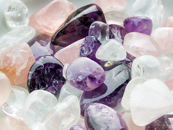 Crystal & stones