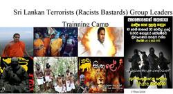 Sri Lankan Terrorists Organisations