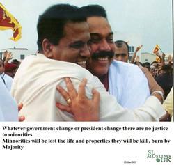 No justice to minorities