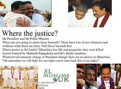 Where the justice in Sri Lanka?