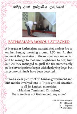 Muslim Under Attack