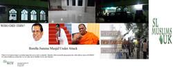 Sri Lankan Muslims Under Attack