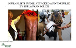 journalists under attacked