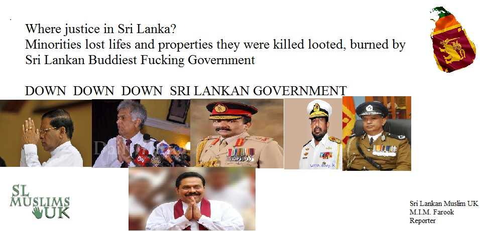 Sri Lankan Fucking Government
