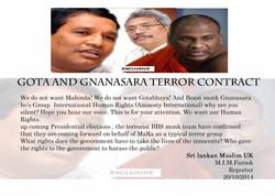 Terror Contract