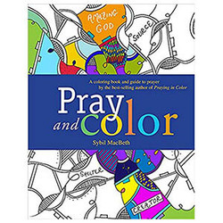 Pray and Color