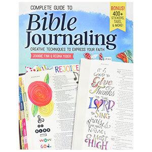 Bible Journaling Joane Fink