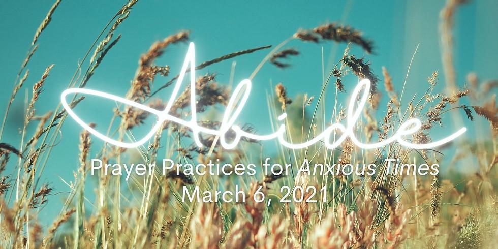 Abide-Virtual Prayer Retreat