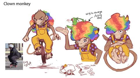 Monkey Design (3Bahadur)