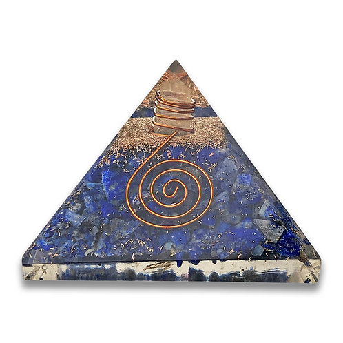 Blue Pyramid Orgone Generator