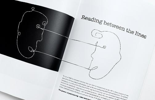 AVT annual report concept design