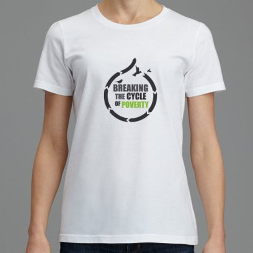 FLIP Breaking The Cycle of Poverty Regular T-Shirt Unisex