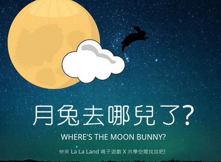 月兔去哪兒了呢?