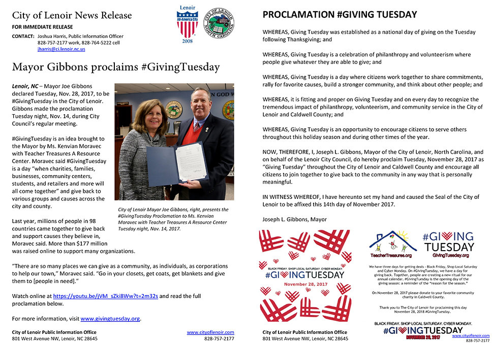 TeacherTreasures_GivingTuesday_MayorGibb
