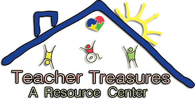 Teacher Treasures Logo